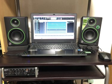 DTM PCで曲を作るための機材
